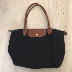 Longchamp black purse